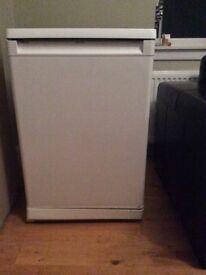 White Bosch Fridge. Under the counter standard size. £30
