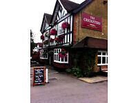 Assistant Manager - Up to £7.80 per hour - Live In/Out - Cricketers - Woodford Green, Essex