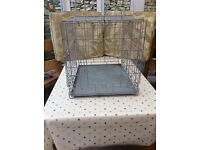 Dog crate ,Strong metal Dog crate