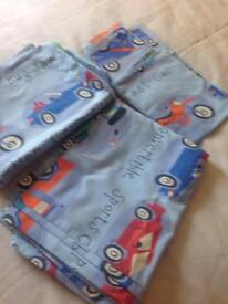 Two NEXT single duvet sets 5.00 for both