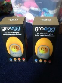 Gro egg child digital room thermometer