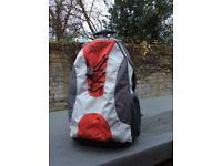 Wheeled trolley rucksack backpack travel cabin bag
