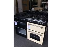 Leisure cook master 60cm gas cooker new graded 12 months gtee
