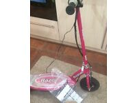 Razor electric pink scooter