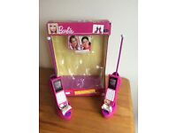 Barbie Intercom Phones