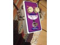 Tonebender fuzz pedal