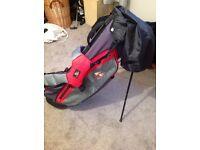 Golf bag/stand