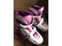 Roller boots uk12-2