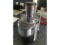 I'm selling a juicer for £65 still brand new and only been used once original price £95