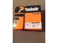 New Paslode im350 Nails & Gas
