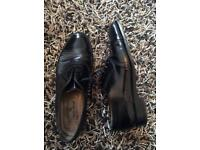 Aldo bruè size 11 Italian leather shoes