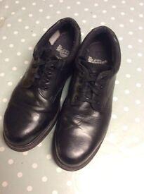 Dr Marten's Steel Toecap Safety Shoes Size 10