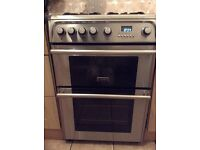 Cannon Gas cooker (double oven and grill- free standing)