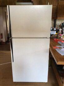 Large Fridge/Freezer with ice maker