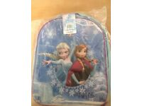 """""""FROZEN"""" child's 3D backpack foresale"""