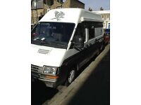 1998 R REG VAUXHALL ARENA MOTOR HOME WITH POWER STEERING & NEW FLAMMA F45 AWNING