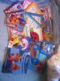 NOW £7!!! 17 kids / children's books lots of DISNEY Winnie the Pooh, Toy Story, Little Mermaid