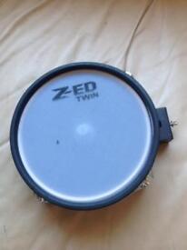 Mesh electric drum
