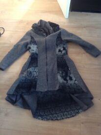 Ladies Italian Coat size s/m