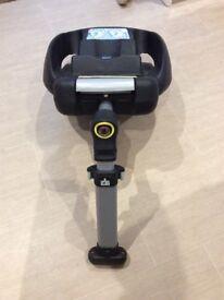 Maxi-Cosi EasyFix Isofix Car Seat Base, Raincover & Car seat