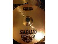 Sabian B8 Medium 16 inch Crash, Excellent condition