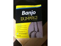 Banjo for dummies book vol 2