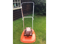 FLYMO L47 TWO-STROKE HOVER MOWER