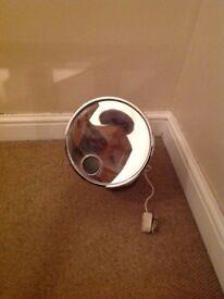 Brand new light up Revlon mirror.