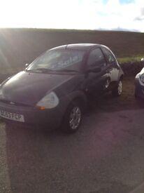 Ford KA .... Full MOT.... good lil car....£550 ono