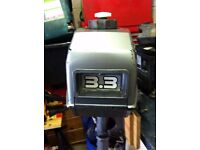 Mariner 3.3Hp Outboard. 2 Stroke. Serviced. £215.