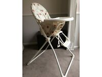 Momma s and papas highchair