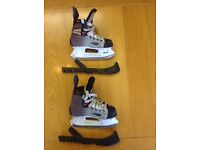 Bauer Kids Ice Hockey skates Size 10.5