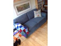 Sofa-bed...FREE to the collector!