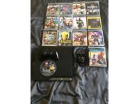 PS3 and 16 Games.