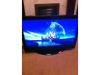 "32"" GOODMANS LCD TV BUILTIN FREEVIEW HDMI PORTS GREAT WORKING ORDER WITH REMOTE CAN DELIVER BARGAIN"