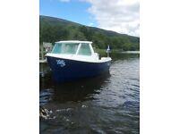 Westport Pilot 4 boat for sale £6,500