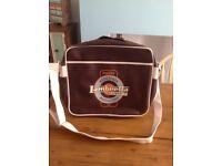 Lambert shoulder/laptop bag