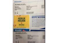 Neil Diamond 50 year anniversary tour Amsterdam
