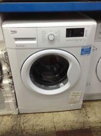 Beko 9kg 1200spin washing machine. £199 new/graded 12 month Gtee