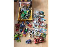 LEGO lot- castle, city, dino etc