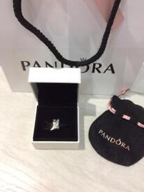 Pandora genuine Christmas stocking charm