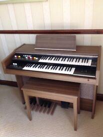 Electric Organ Yamaha