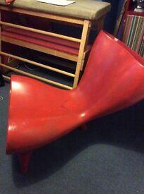 Marc newson orgone designer chair