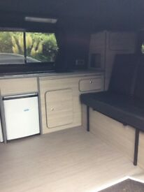 VW T5 4 Berth pop top