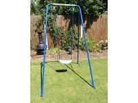 Child's swing