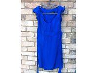 Blue Prom/Graduation Dress - TOPSHOP