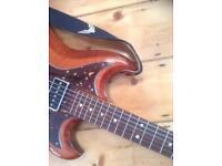 Hagstrom vintage rare 60's guitar (Nirvana SG)