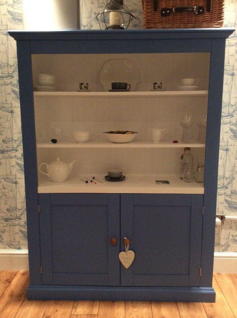 Lovely blue painted dresser