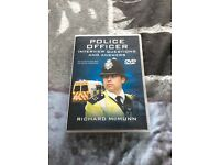 Police Officer Interview DVD