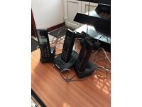 Phones set of 3